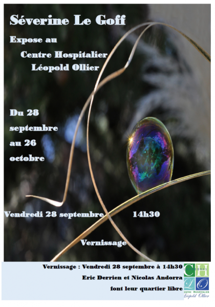 EXPOSITION : SEVERINE LE GOFF